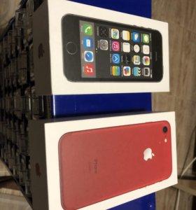 Коробка от iphone 7 iPhone 5s