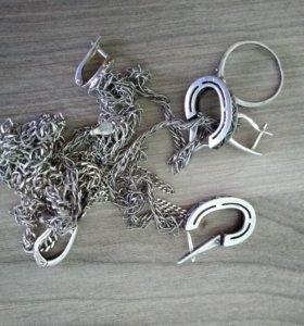 Продам серебро 38гр