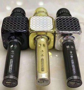 YS-69 микрофон 🎤 для караоке
