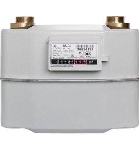 Газовый счётчик BK-G4, BK-G6, BK-G10, сгмн