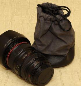 Canon EF 24-105mm L IS USM как новый