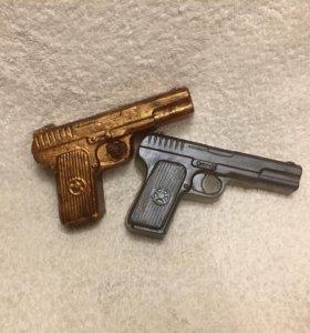 Пистолет. Мыло ручной работы