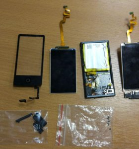 iPod Nano 7th Generation запчасти