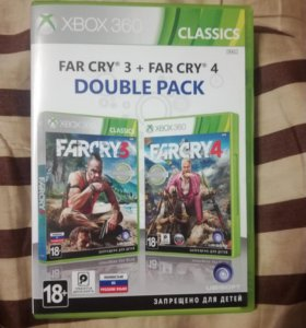 Far Cry 3,4