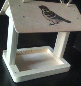 Кормушка для птичек