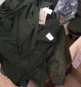 Продаю военную форму одежды