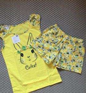 Пижама Sunny Dress на 4-5 лет и 10-12 лет новые