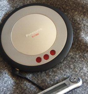 Раритетный WMA/MP3 плеер Panasonic