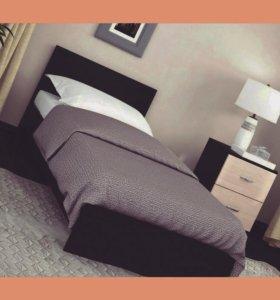 Продам одну спальную кровать. Новую