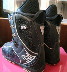 Ботинки для сноуборда Black Fire 43 размер.