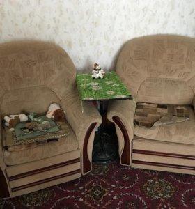 Кресло, диван, мини диван