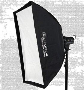 Софтбокс Lumifor LS-6090 ULTRA, 60х90см