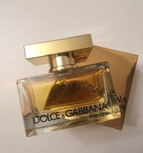 ✅ Tester Dolce & Gabbana The One