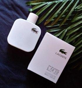 Духи Lacoste L.12.12 Blanc Pour Homme