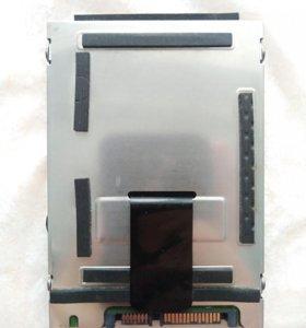 Жесткий диск WD Blue Mobile WD5000lpcx 0.5 Тб