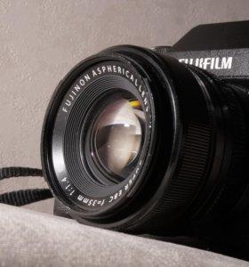 Fujifilm 35 1.4