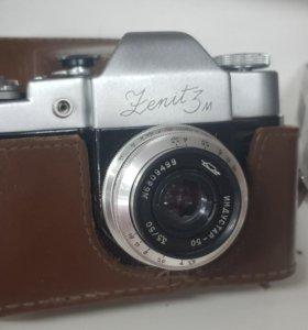 Продам фотоаппарат Зенит 3 м