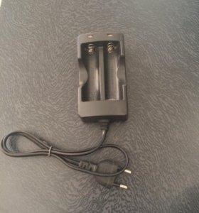 Зарядное устройство на окомуляторы 18650.