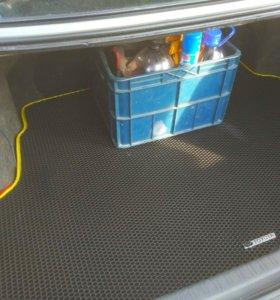Автоковрик в багажник