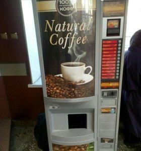 Кофейный автомат Сагома 7