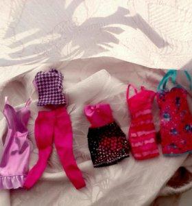 Одежда для Barbie ( цена за всё )