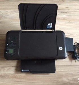 Принтер/сканер HP Deskjet 3000