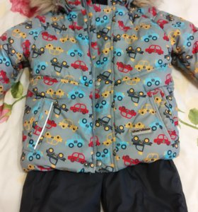 Зимний костюм для мальчикп