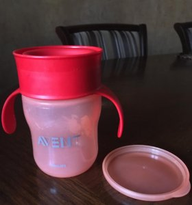 Чашка-поильник авент