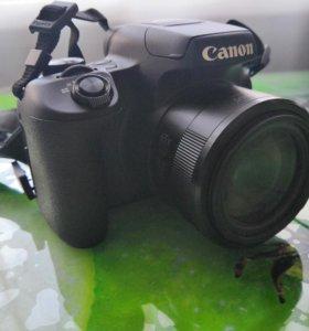 Новый Canon PowerShot SX70 HS (4K, 65X)