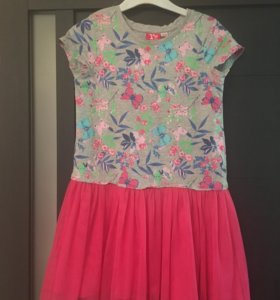 Платье размер 122