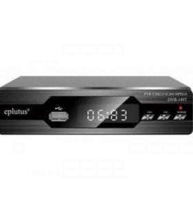 Цифровой ресивер dvb-t2 EPLUTUS DVB-149T