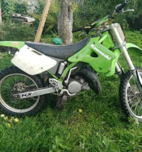Kawasaki kx125