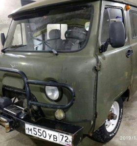 Продается УАЗ- 39094 (фермер)