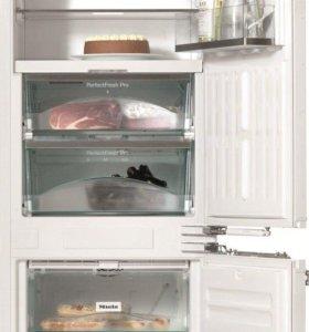 Встраиваемый холодильник Miele (Германия)