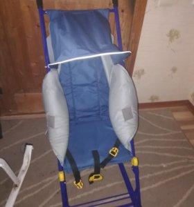 Санки-коляски 2 вида