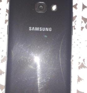 Смартфон SAMSUNG GALAXY A3 2017Года