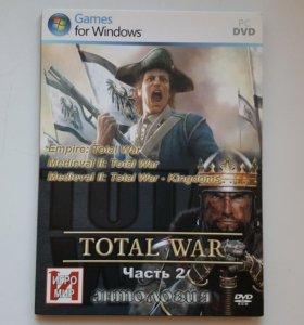 Empire Total War + Medival II Total War