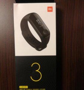 Фитнес-браслет Xiaomi Miband 3
