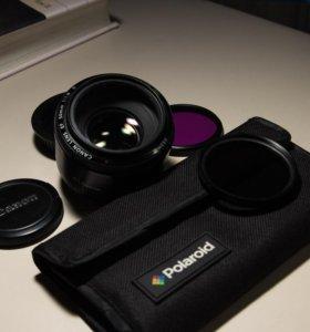 Canon 50 mm 1.8 II