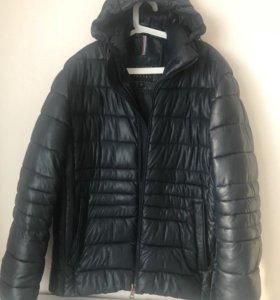 куртка мужская зимняя размер 50