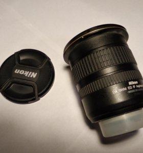 Объектив Nikon AF-S NIKKOR 12-24 mm. 1:46 ED