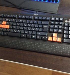 Клавиатура A4Tech X7-G700 В отличном состоянии