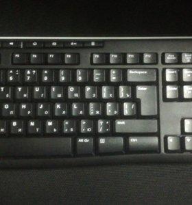 Клавиатура logitech k270