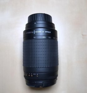 Объектив Nikon AF 70-300mm f/4.5-5.6 G
