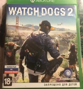 Watch Dogs 2 на X-Box ONE/Обмен