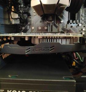 Gtx 1060 3 gb asus phoenix. Гарантия до 2021!