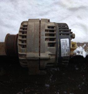 Генератор КАМАЗ двигатель каммес