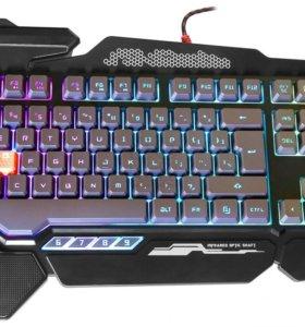 Клавиатура для компьютера A4Tech B314 Black USB