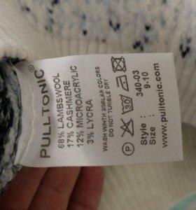 Детский свитер pultonic