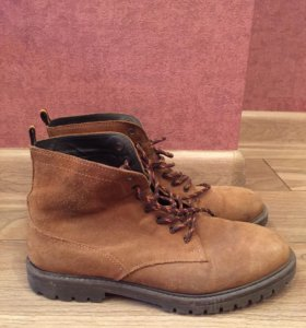 Ботинки мужские pull&bear